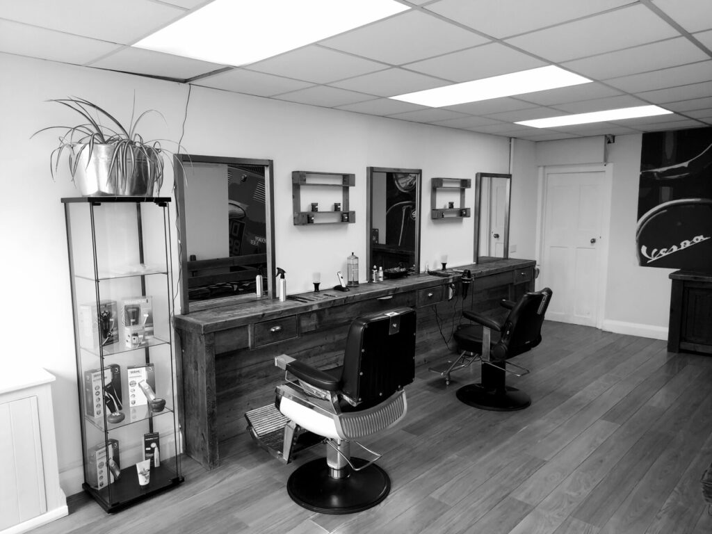MOPPS Barber Shop, Knaphill Woking